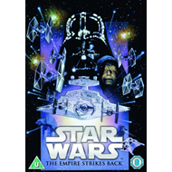 Star Wars Episode 5 - Imperiet Slår Tilbake (UK-import) (DVD)