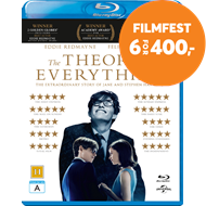 Produktbilde for The Theory Of Everything (BLU-RAY)