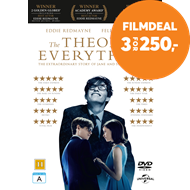 Produktbilde for The Theory Of Everything (DVD)