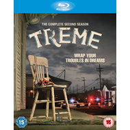 Treme - Sesong 2 (UK-import) (BLU-RAY)