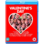 Valentine's Day (UK-import) (BLU-RAY)