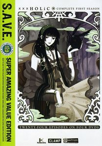 Xxxholic - The Complete Series (DVD - SONE 1)