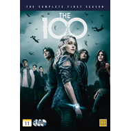 The 100 - Sesong 1 (DVD)