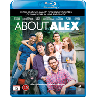 About Alex (BLU-RAY)