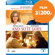 Produktbilde for And So It Goes (BLU-RAY)