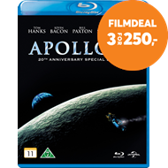 Produktbilde for Apollo 13 - 20th Anniversary Edition (BLU-RAY)