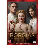 The Borgias - Sesong 3 (DVD)