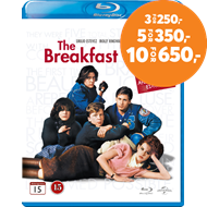 Produktbilde for The Breakfast Club - 30th Anniversary Edition (BLU-RAY)