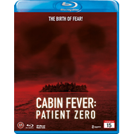 Cabin Fever 3: Patient Zero (BLU-RAY)