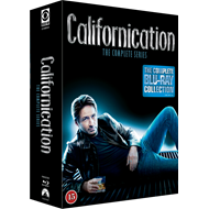 Californication - Den Komplette Serien (BLU-RAY)