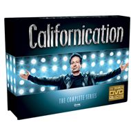 Produktbilde for Californication - Den Komplette Serien (DVD)