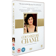 Coco Before Chanel (UK-import) (DVD)