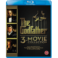 Gudfaren - 3 Movie Collection (BLU-RAY)