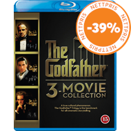 Produktbilde for Gudfaren - 3 Movie Collection (BLU-RAY)