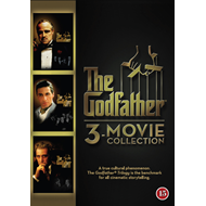 Gudfaren - 3 Movie Collection (DVD)