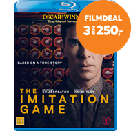 Produktbilde for The Imitation Game (BLU-RAY)