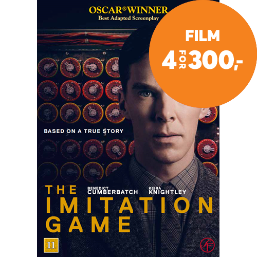 The Imitation Game (DVD)