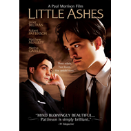 Little Ashes (UK-import) (DVD)