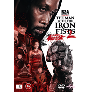 The Man With The Iron Fist 2 (DVD)