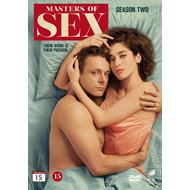 Masters Of Sex - Sesong 2 (DVD)
