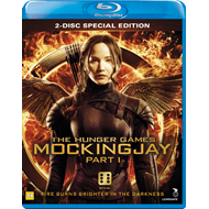 The Hunger Games 3 - Mockingjay: Part 1 (BLU-RAY)