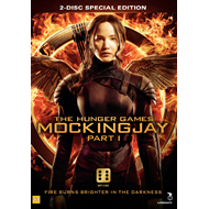 The Hunger Games 3 - Mockingjay: Part 1 (DVD)