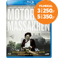 Produktbilde for Motorsagmassakren - 40th Anniversary Edition (BLU-RAY)
