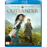 Produktbilde for Outlander - Sesong 1 Del 1 (BLU-RAY)