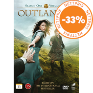 Produktbilde for Outlander - Sesong 1 Del 1 (DVD)