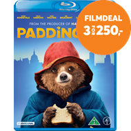 Produktbilde for Paddington (BLU-RAY)