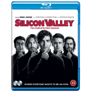 Silicon Valley - Sesong 1 (BLU-RAY)
