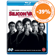 Produktbilde for Silicon Valley - Sesong 1 (BLU-RAY)