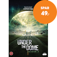Produktbilde for Under The Dome - Sesong 2 (DVD)