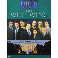 The West Wing - Sesong 3 (DVD - SONE 1)