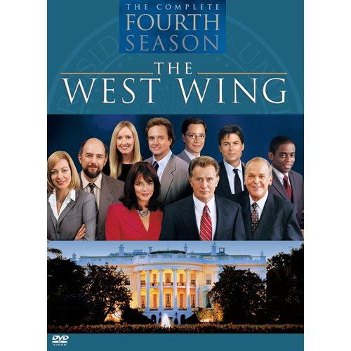 The West Wing - Sesong 4 (DVD - SONE 1)