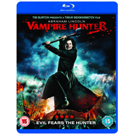 Abraham Lincoln: Vampire Hunter (UK-import) (BLU-RAY)