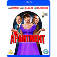 The Apartment (UK-import) (BLU-RAY)