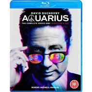 Aquarius - Sesong 1 (UK-import) (BLU-RAY)