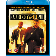 Bad Boys 1 & 2 (BLU-RAY)