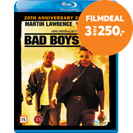 Produktbilde for Bad Boys 1 & 2 (DK-import) (BLU-RAY)
