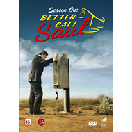 Better Call Saul - Sesong 1 (DVD)