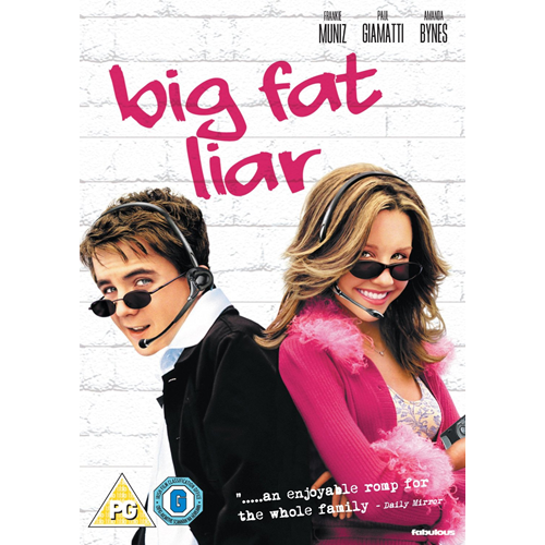 Big Fat Liar (UK-import) (DVD)