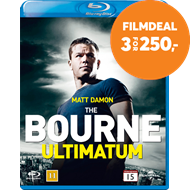Produktbilde for The Bourne Ultimatum (BLU-RAY)