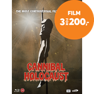 Cannibal Holocaust - Uncut Version (BLU-RAY)