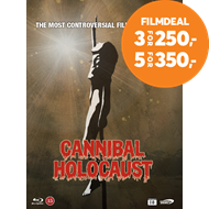 Produktbilde for Cannibal Holocaust - Uncut Version (BLU-RAY)