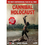 Cannibal Holocaust - Uncut Version (DVD)