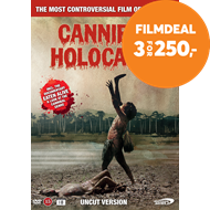 Produktbilde for Cannibal Holocaust - Uncut Version (DVD)
