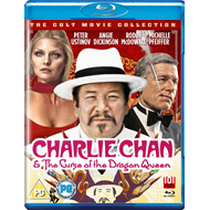 Charlie Chan And The Curse Of The Dragon Queen (UK-import) (BLU-RAY)