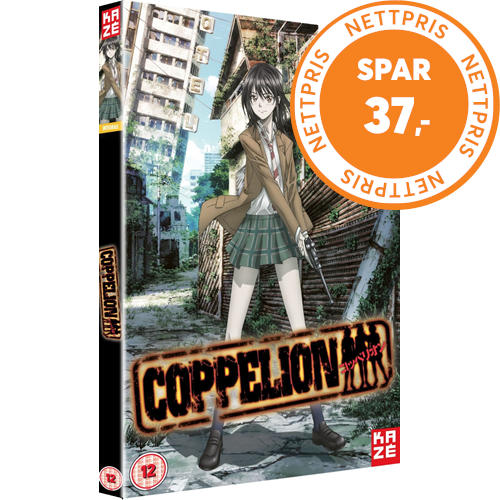 Coppelion (UK-import) (DVD)