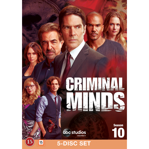 Criminal Minds - Sesong 10 (DVD)
